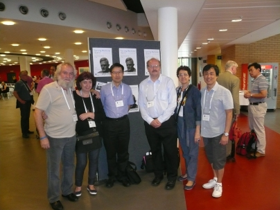 24th INTERNATIONAL CONGRESS OF HISTORY OF SCIENCE, TECHNOLOGY AND MEDICINE - UK - July 2013
