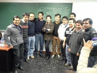 """SEMINARIO """"Historia de las matemáticas y enseñanza: propuestas y tendencias"""" (PUCP) - September 2014"""