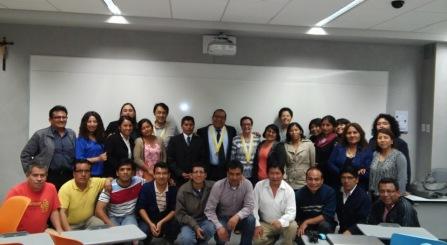 PUCP - LIMA, PERU, 2015