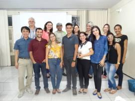 V JORNADA DO GPEHM, FORTALEZA, CE, BRASIL - 2017
