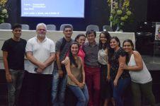 Palestra, GPEHM/UECE, Fortaleza, CE, Brasil, Setembro 2018